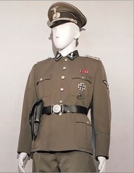 SS Officer - Death Camps