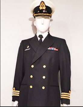 Canadian Navy (Current)