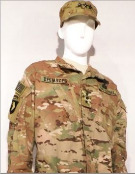 US Army - Officer - OCP