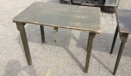 4 ft. Folding Wooden Table