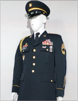 US Army Enlisted - Dress Blues