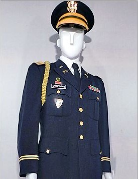 US Army Officer - Dress Blues