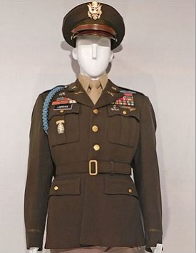US Army Officer - New Pinks and Greens (2020)