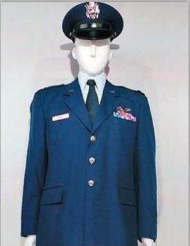 US Air Force (USAF) Officer