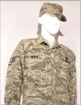 US Air Force -Enlisted - ABU