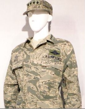 US Air Force - Officer - ABU