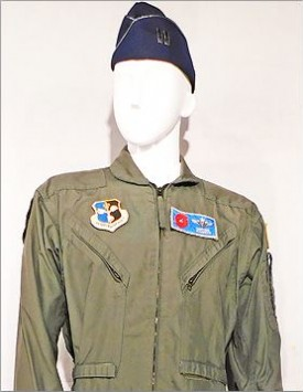 USAF - Officer - Flying Suit