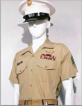 US Marine Corps - Blue Dress (D)