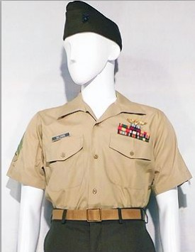 US Marine Corps - Service Dress (C)