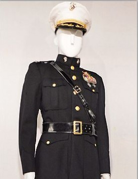 US Marine Corps (USMC) Officer - Dress Blues
