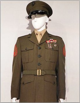 US Marine Corps (USMC) Enlisted Service Dress