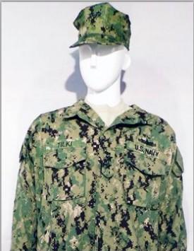US Navy Officer - NWU III (Avocado)