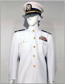 US Navy Officer Dress Whites