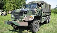M923/ M925 900 Series 5-Ton 6x6