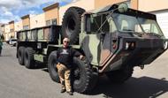M977 / M984 HEMTT 8x8 10-Ton Cargo Truck