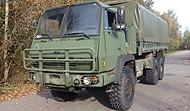 UTDC HLVW (Steyr M1491) 10-ton 6x6