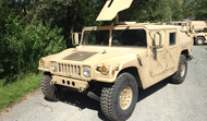 Military Hummers/ Humvees/ HMMWVs