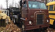 1962 International Emeryville Tractor Unit