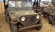 Military Jeeps and Land Rovers