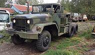 M52A1 Semi Trailer Tractor Unit