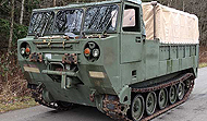 M548A1 Ammunition/ Cargo Carrier