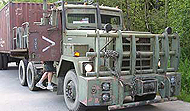 AM General M915 Line Haul Tractor