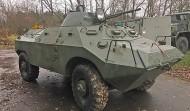 Eastern Bloc PSzH IV (BRDM Family) Armoured Car