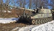 M109A4+ 155mm Howitzer/ Self-Propelled Gun  (Museum Asset)