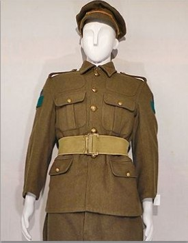 WWI Canadian Enlisted (1915-1918 Style 2)