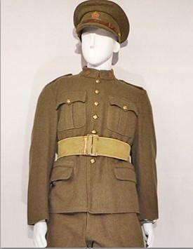 WWI Canadian Enlisted (1914-1915)