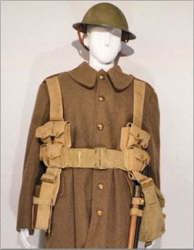 WWI Canadian Greatcoat