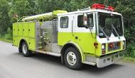 Mack Fire Truck (Pumper)
