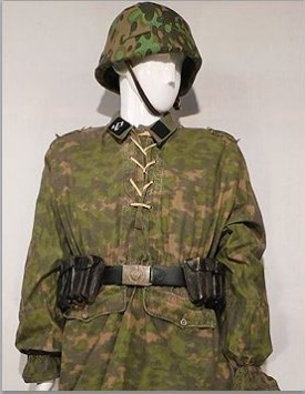 Waffen SS Mountain Troops/ Enlisted (1944)