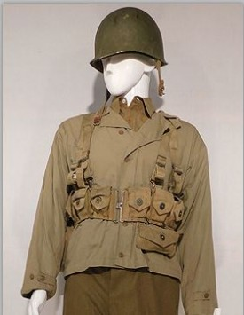 WWII American Army Uniforms