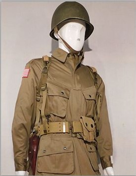 US Army Paratrooper (M42 Tunic - D-Day)