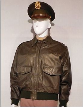 WWII American Air Force Uniforms
