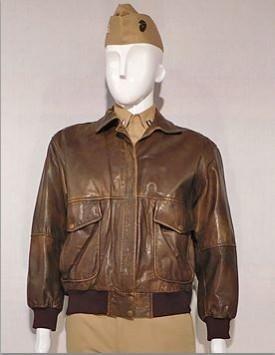 US Marine Corps (USMC) Officer w/ Flight Jacket