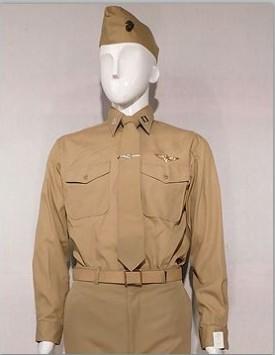 WWII American Marine Corps (USMC) Uniforms