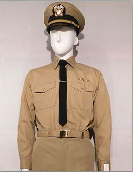WWII American Navy Uniforms