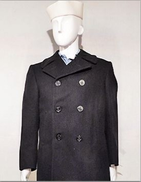 US Navy Enlisted (Peacoat)