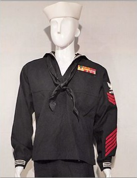 US Navy Enlisted - Dress Blues
