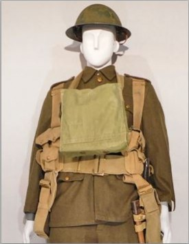 WWI British Enlisted Fighting Order (1916-1918)