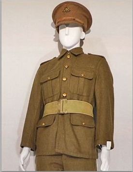 WWI British Enlisted