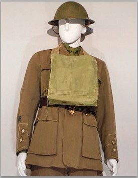 WWI British Officer - Fighting Order