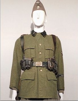 Waffen SS Enlisted w/ M38 Cap (1940-1945)