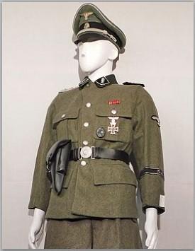 Waffen SS Officer (1940-1945)