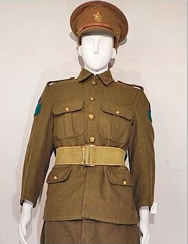 WWI Canadian Enlisted (1915-1918 Style 1)