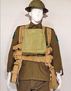 WWI Canadian Enlisted Battle Gear (1915-1918)