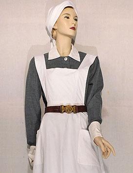 WWI Allied Nurse