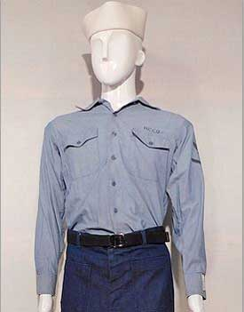 US Navy Enlisted - Workdress